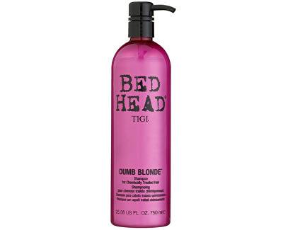 Tigi Šampon pro chemicky ošetřené blond vlasy Bed Head Dumb Blonde (Shampoo)