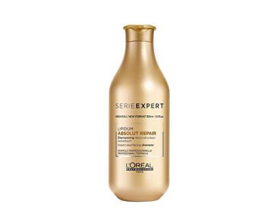 Šampon s lipidy pro velmi poškozené vlasy Lipidum Absolut Repair (Instant Resurfacing Shampoo)
