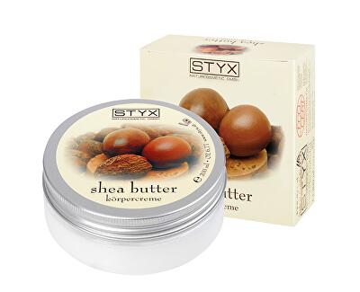 Styx Shea Butter tělový krém sbambuckým máslem