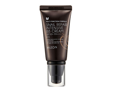 BB krém s filtrátem hlemýždího sekretu 35 % SPF 50+ (Snail Repair Intenstive BB Cream) 50 ml