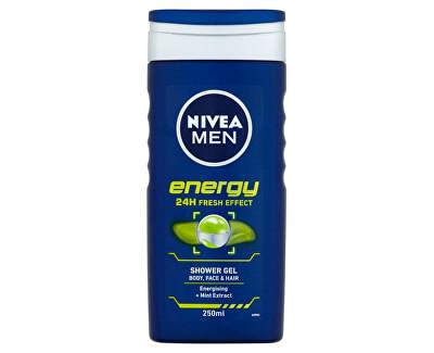 Sprchový gel pro muže Energy