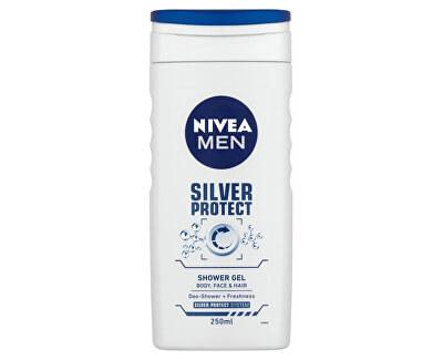 Sprchový gel pro muže Silver Protect