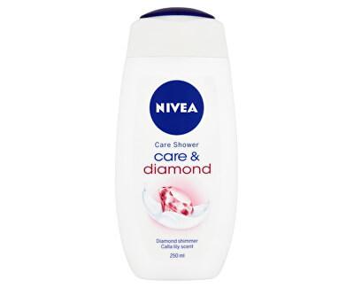 Nivea Sprchový gel s pečujícím olejem Diamond Touch