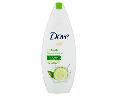 Sprchový gel s vůní okurky a zeleného čaje Go Fresh (Fresh Touch Shower Gel)