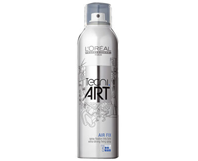 Loreal Professionnel Sprej pro okamžitou fixaci Air Fix (Extra-Strong Fixing Spray)