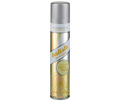 Batiste Suchý šampón pre blond vlasy (Dry Shampoo Plus Brilliant Blonde)