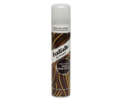 Suchý šampon pro tmavé vlasy (Dry Shampoo Plus Divine Dark) - SLEVA - nedrží víčko