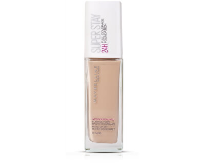 Maybelline Tekutý krycí make-up SuperStay 24H (Superstay 24hour Foundation) 30 ml