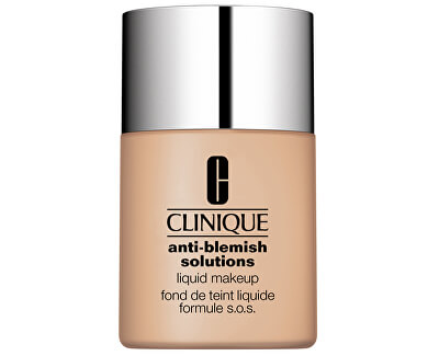 Clinique Tekutý make-up pro problematickou pleť Anti-Blemish Solutions (Liquid Makeup) 30 ml