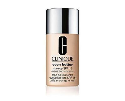 Tekutý make-up pre zjednotenie farebného tónu pleti SPF 15 (Even Better Make-up) 30 ml