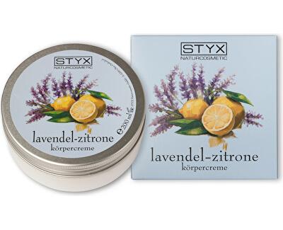 Tělo vý krém Levandule - citrón ( Body Cream)