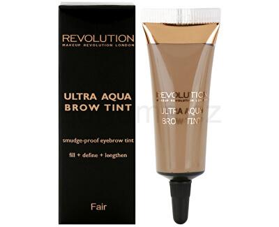 Makeup Revolution Tónovací barva na obočí (Ultra Aqua Brow Tint) 10 ml