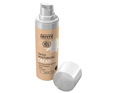 Lavera Tónovací hydratační přírodní krém 3v1 (Tinted Moisturising Cream) 30 ml