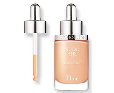 Ultra ľahké tekuté tónovacie sérum (Diorskin Nude Air Serum) 30 ml