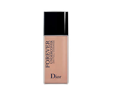 Ultra lehký tekutý make-up Diorskin Forever (Undercover 24H Full Coverage) 40 ml