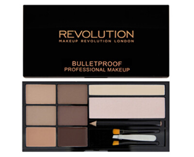 Makeup Revolution Ultra Paletka na obočí (Ultra Brow)