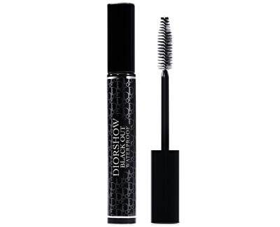 Dior Voděodolná objemová řasenka Diorshow Black Out Waterproof (Spectacular Volume Intense Black-Kohl Mascara) 10 ml