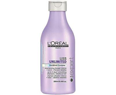 Loreal Professionnel Vyhlazující šampon pro krepaté a neposlušné vlasy Liss Unlimited