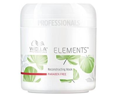 Wella Professional Vyživující hydratační maska na vlasy Elements (Renewing Mask)