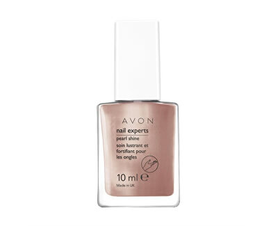 Avon Vyživující komplex pro perlový lesk nehtů Nail Experts 10 ml
