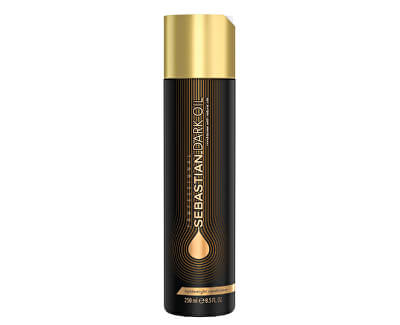 Vyživující šampon pro lesk a hebkost vlasů Dark Oil (Lightweight Shampoo)