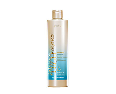 Vyživující šampon s marockým arganovým olejem pro všechny typy vlasů Advance Techniques (360 Nourishment Moroccan Argan Shampoo)