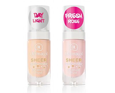 Dermacol Zkrášlující fluid (Sheer Face Illuminator) 15 ml