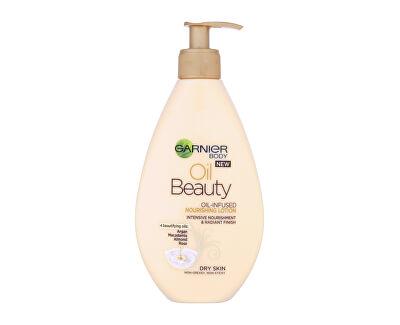 Skrášľujúce telové mlieko (Oil Beauty Lotion)