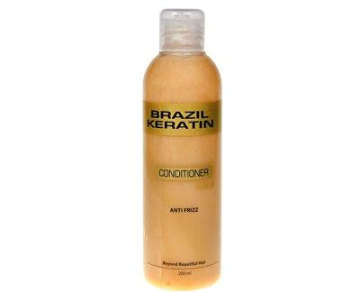 Brazil Keratin Zlatý kondicionér pro poškozené vlasy (Conditioner Anti-Frizz Gold)