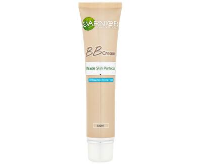 Zmatňujúci tónovací BB krém pre zmiešanú až mastnú pleť (Miracle Skin Perfector) 40 ml
