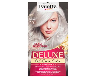 Zvýhodněné balení Permanentní barva na vlasy Palette Deluxe 3 ks