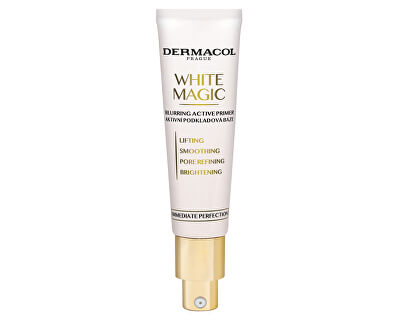 Aktivní podkladová báze pod make-up White Magic (Blurring Active Primer) 30 ml