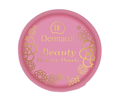 Tónovací pudrové perly na tvář Illuminating (Beauty Powder Pearls) 25 g