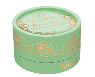 Tónovací pudrové perly na tvář Toning (Beauty Powder Pearls) 25 g