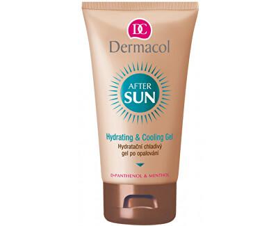 Dermacol Hydratační chladivý gel po opalování After Sun (Hydrating & Cooling Gel) 150 ml