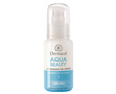 Hydratační gel-krém Aqua Beauty 50 ml