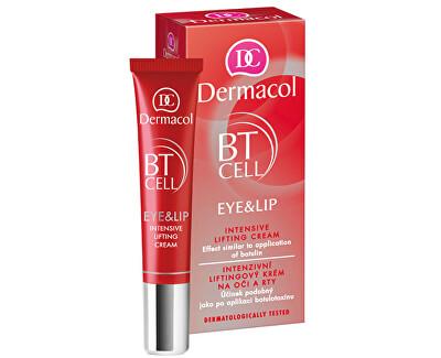 Dermacol Intenzivní liftingový krém na oči a rty BT Cell 15 ml