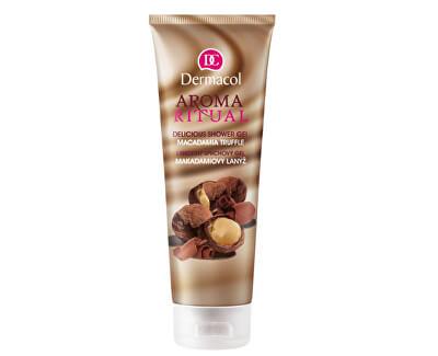 Lahodný sprchový gel Aroma Ritual Makadamiový lanýž (Delicious Shower Gel) 250 ml