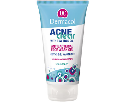 Mycí gel na obličej Acneclear (Face Wash Gel) 150 ml
