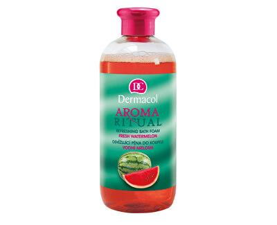 Osvěžující pěna do koupele vodní meloun Aroma Ritual 500 ml