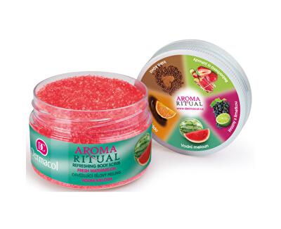Osvěžující tělový peeling Vodní Meloun 200 g