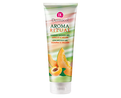 Dermacol Sprchový gel Meruňka a meloun Aroma Ritual (Summer Shower Gel) 250 ml