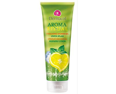 Vzpružující sprchový gel Rozpustilý Citron 250 ml