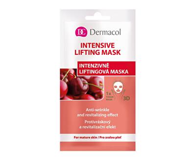 Textilní intenzivně liftingová maska 3D (Anti Wrinkle Revitalizing Effect) 1 ks
