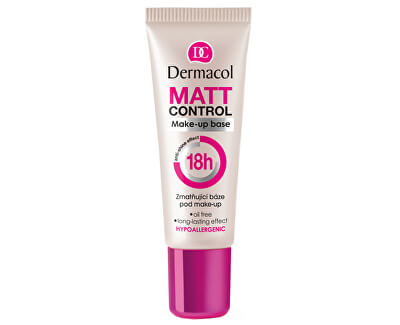 Zmatňující báze pod make-up Matt Control 18h 20 ml