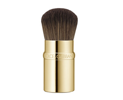 Pensulă cosmetică pentru make-up Retractable Kabuki Foundation Brush