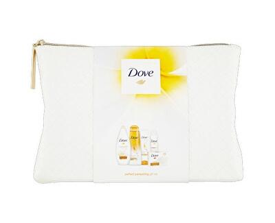 Dárková sada vyživující kosmetiky Perfect Pampering (Pampering Gift Set+Bag)