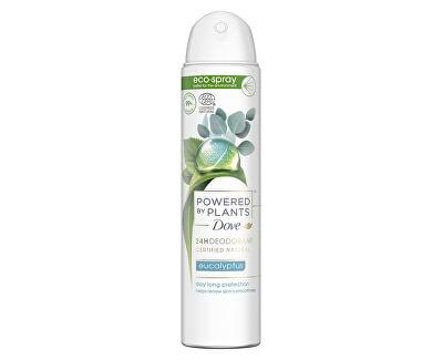 Dezodorant v spreji Eukalyptus Powered by Plants Eucalyptus (24H Deodorant) 75 ml
