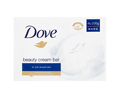 Krémová tableta (Beauty Cream Bar) 4 x 100 g