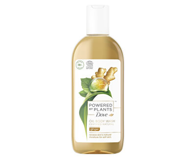 Ingwer DuschgelPowered by Plants Ginger (Oil Body Wash) 250 ml